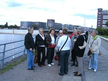MTAs im Innenhafen